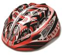 Picture of KASK ROWEROWY B-SKIN KIDY PRO RED S